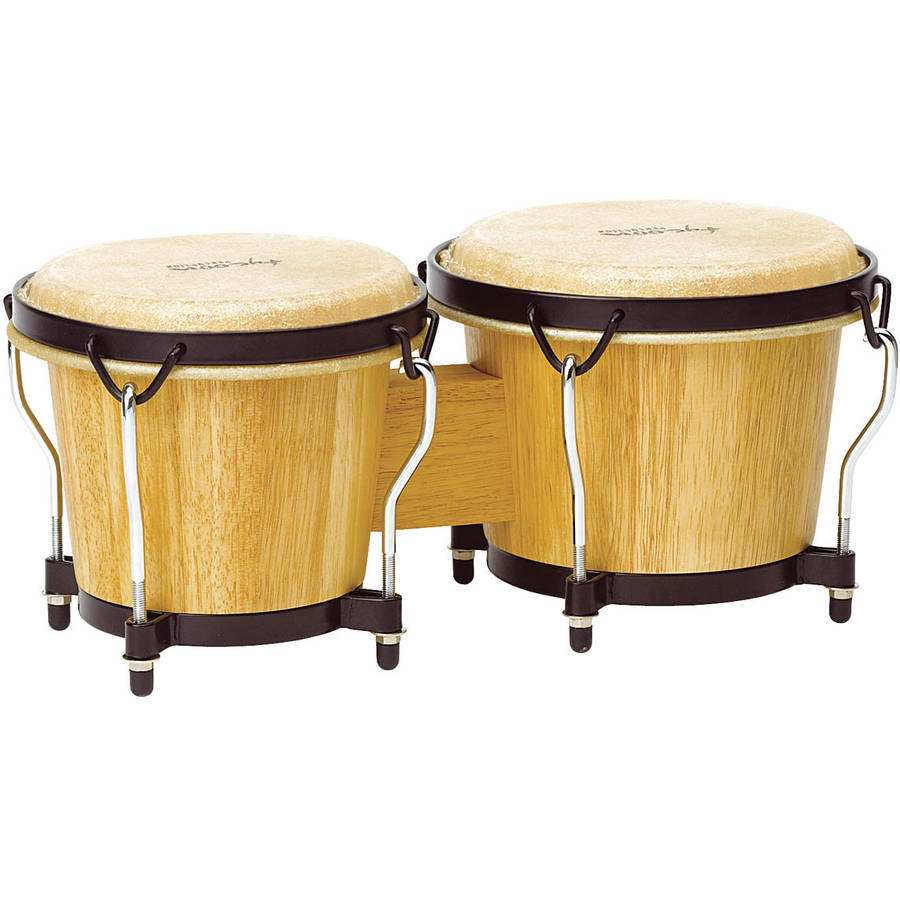 "Tycoon Ritmo Series Natural Bongo, 6"" and 7\ by Generic"