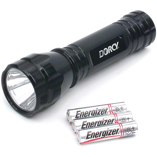 Dorcy - K2 LED Battery Indicator Flashlight