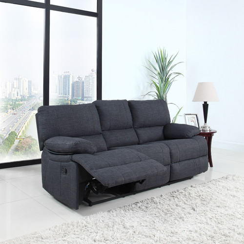 Bon Madison Home USA Oversize Reclining Sofa