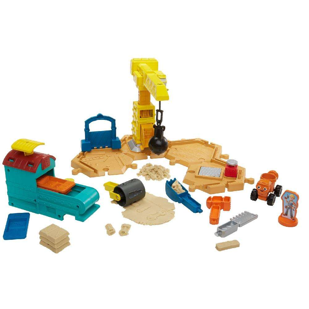 Bob the Builder Mash & Mold Construction Site - Walmart.com