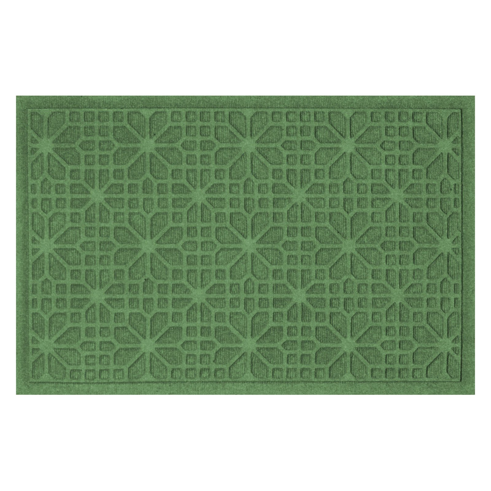 Bungalow Flooring Aqua Shield Stained Glass Mat