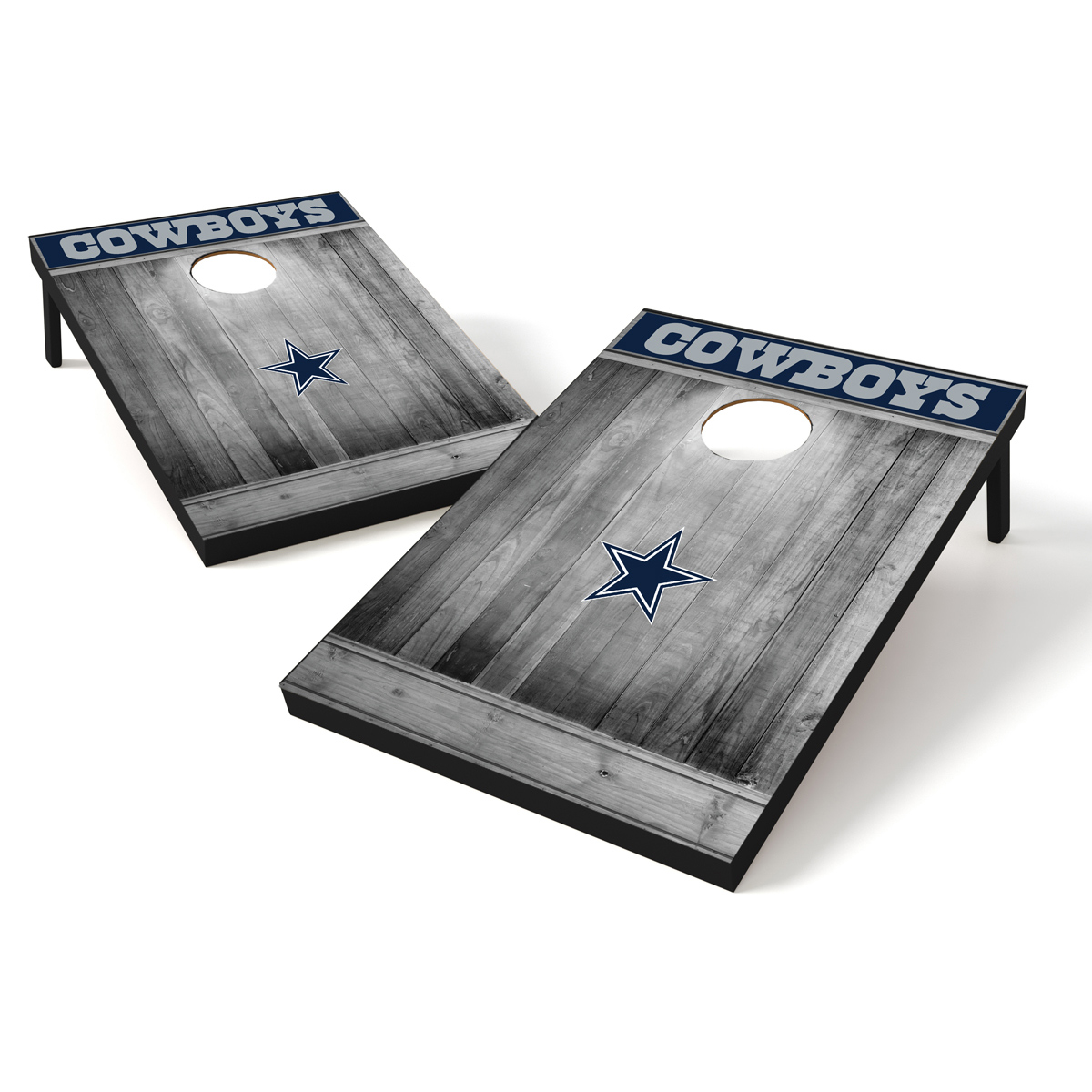 Tailgate Toss Wood NFL Dallas Cowboys