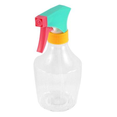 Home Gardening Hair Salon Cleaning Plastic Handheld Trigger Spray Bottle 300ml - image 2 de 2