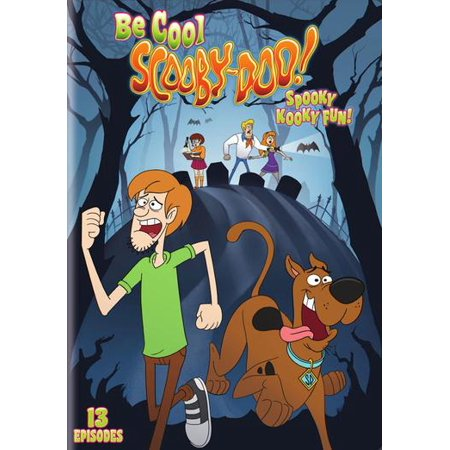 Be Cool Scooby Doo: Be Cool Scooby-Doo: Spooky Kooky Fun! (Other)