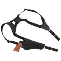 "Barsony Right Hand Draw Vertical Shoulder Holster Size 5 Colt Ruger S&W for 6"" Revolvers"