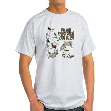 CafePress - Hump Day Ohyeah Camel - Light T-Shirt - CP - Hump Day Camel Halloween