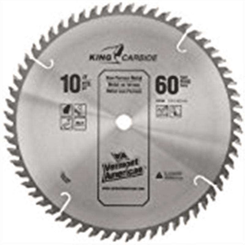 Vermont American 60 TPI 10inch Semi-Industrial Carbide Ti...