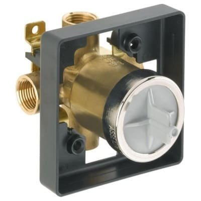 Delta: MultiChoice Universal Tub / Shower Rough - IPS Inlets / -