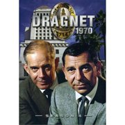 Dragnet: Season 4 (1970) (Full Frame) by SHOUT FACTORY