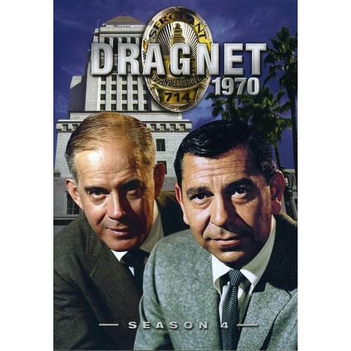 Dragnet: Season 4 (1970) (Full Frame)