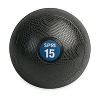 SPRI Slam Ball, 15-20 lbs