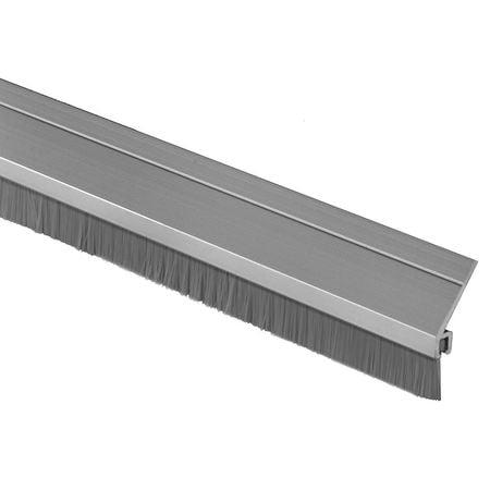 A626A-48 Door Frame Weatherstrip, 4 ft, Gray