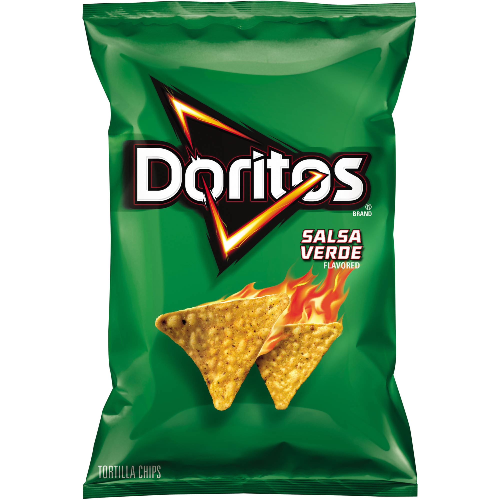Doritos Salsa Verde Tortilla Chips, 10 oz
