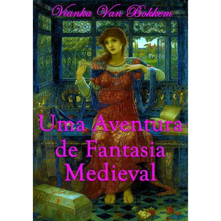 Uma Aventura de Fantasia Medieval - eBook](Fantasias Macabras De Halloween)