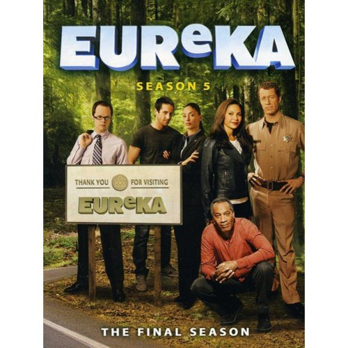 Eureka: Season 5 (Anamorphic Widescreen)