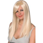Deluxe Fashion Queen Blonde Wig