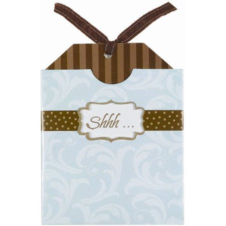 Happy Birthday 'Fashion' Surprise Party Novelty Invitations w/ Envelopes (8ct)