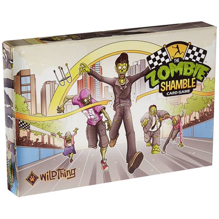 Zombie Shamble Board Game - Zombie Party Games