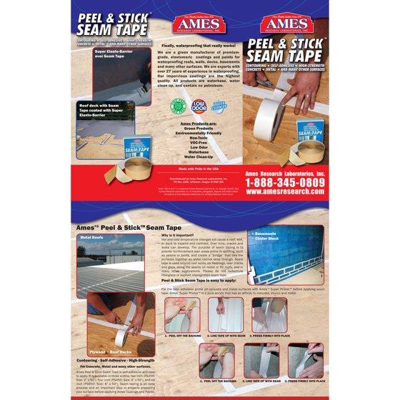 Ames Peel & Stick Seam Tape 2
