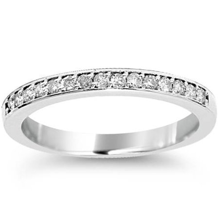 1/4ct Diamond Ring in 14k White, Yellow, or Rose Gold - image 2 of 2