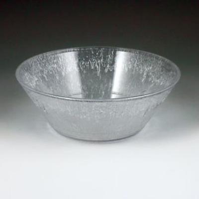 Icelantic 16 oz Premium Plastic Serving Bowl, 5PK](Large Plastic Serving Bowls)