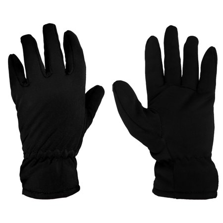 Hybrid Fleece Glove - Polar Extreme Unisex Insulated Thermal Gloves with Fleece lining (S/M)