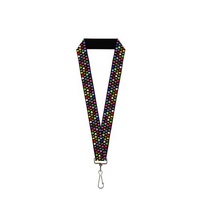 Money Sign Suits Clubs Spades Hearts Diamonds Lanyard