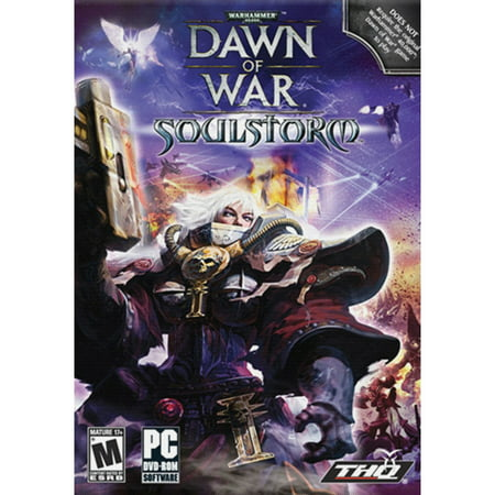 Warhammer 40,000 : Dawn of War - Soulstorm, Sega, PC, [Digital Download],