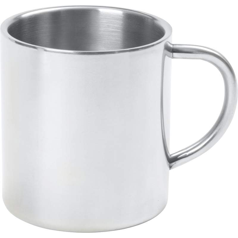 Maxam® 15oz Double Wall Stainless Steel Coffee Cup - Walmart.com - Walmart.com