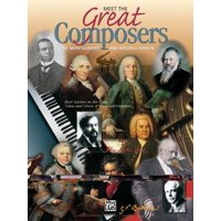 Meet the Great Composers, Bk 1: Short Sessions on the Lives, Times and Music of the Great Composers (Paperback)