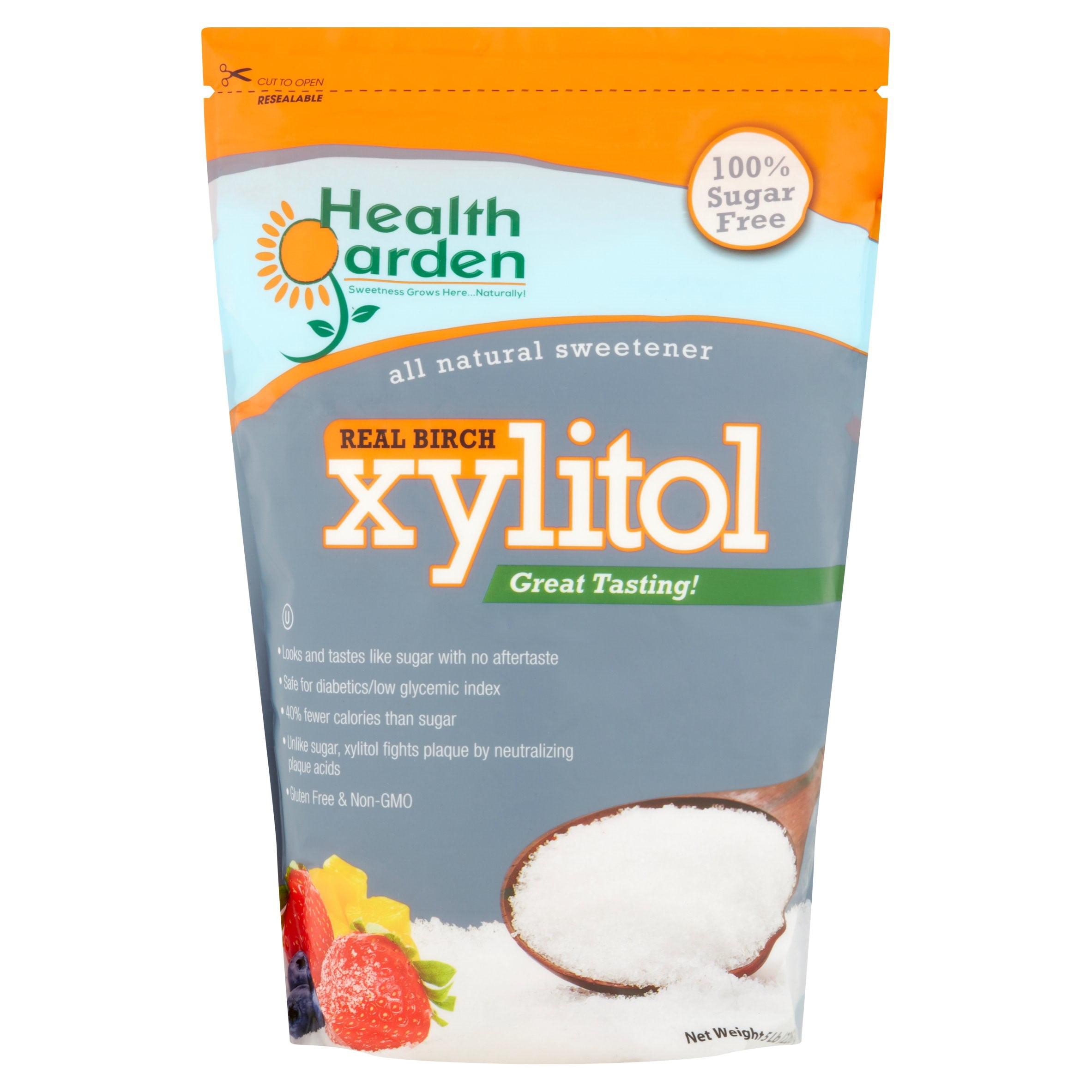 Health Garden Xylitol Sweetener, 5 Lb