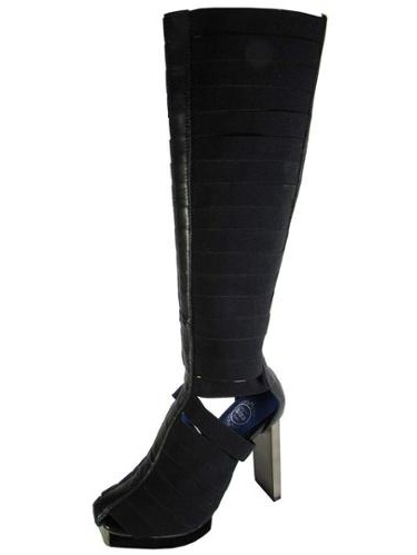Jeffrey Campbell Womens Acosta Knee High Boot Shoe