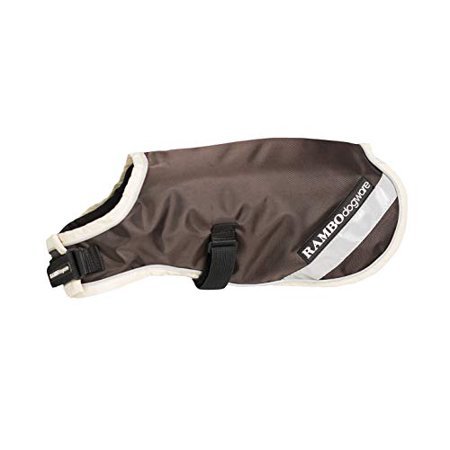 Rambo Waterproof Dog Blanket 100g Medium Brown/Cre - image 1 de 1
