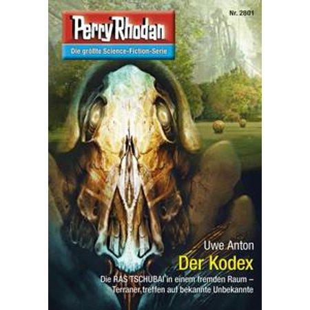 - Perry Rhodan 2801: Der Kodex - eBook