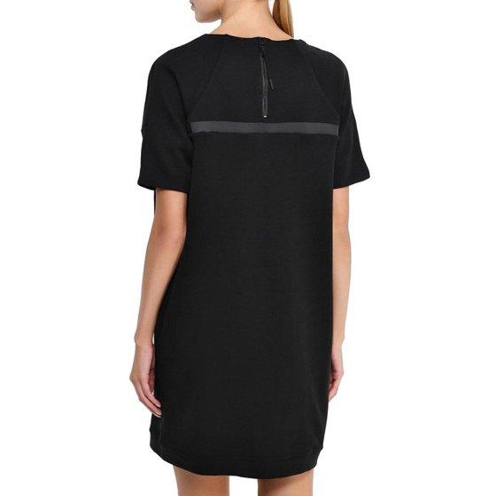a18ca38590e2 Nike - Nike Women s Sport Casual Tech Fleece Knit Dress-Black ...