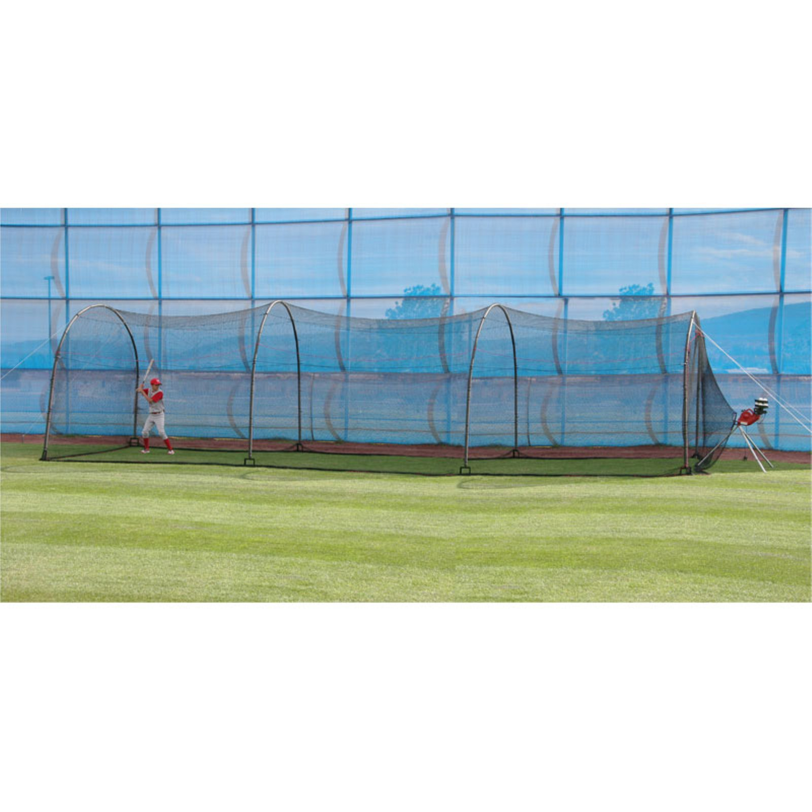 Heater Sports 36 ft. Xtender Baseball Batting Cage