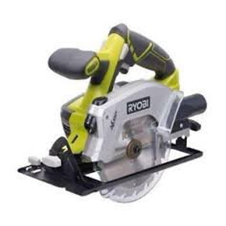 Ryobi P506 ONE+ 18-Volt Lithium-Ion 5-1/2 in. Cordless Circular Saw with Laser (Tool