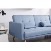 Nathaniel Home Modular Sectional Sofa Bed Set, Multiple Colors