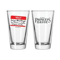Princess Bride Inigo Montoya Pint Glass