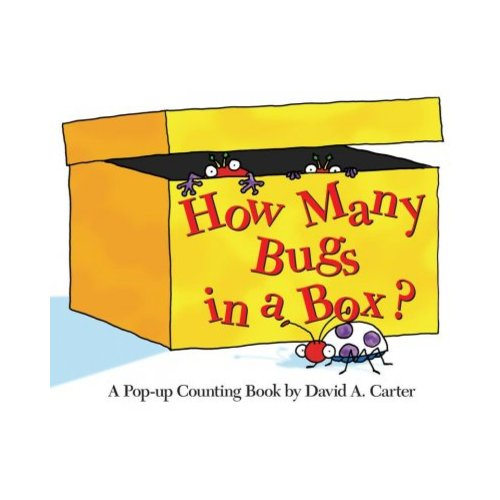 How Many Bugs in a Box?: A Pop-up Counting Book