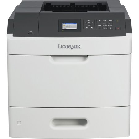 Lexmark - 40GT210 - Lexmark MS811DN Laser Printer - Monochrome - 1200 x 1200 dpi Print - Plain Paper Print - Desktop -