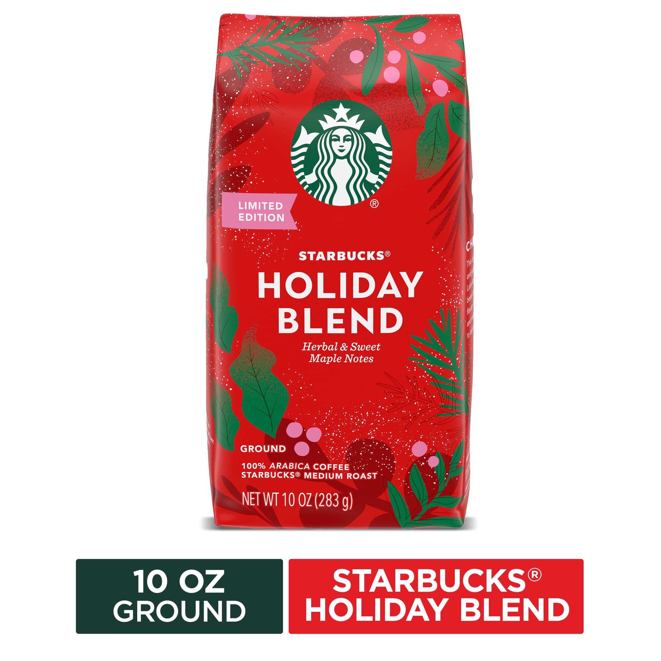 Starbucks 2020 Christmas Blend Starbucks Medium Roast Ground Coffee — Starbucks Holiday Blend