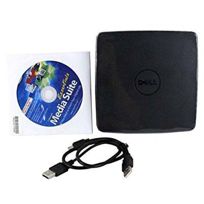 Dell external usb cd dvd burner writer player drive for i...