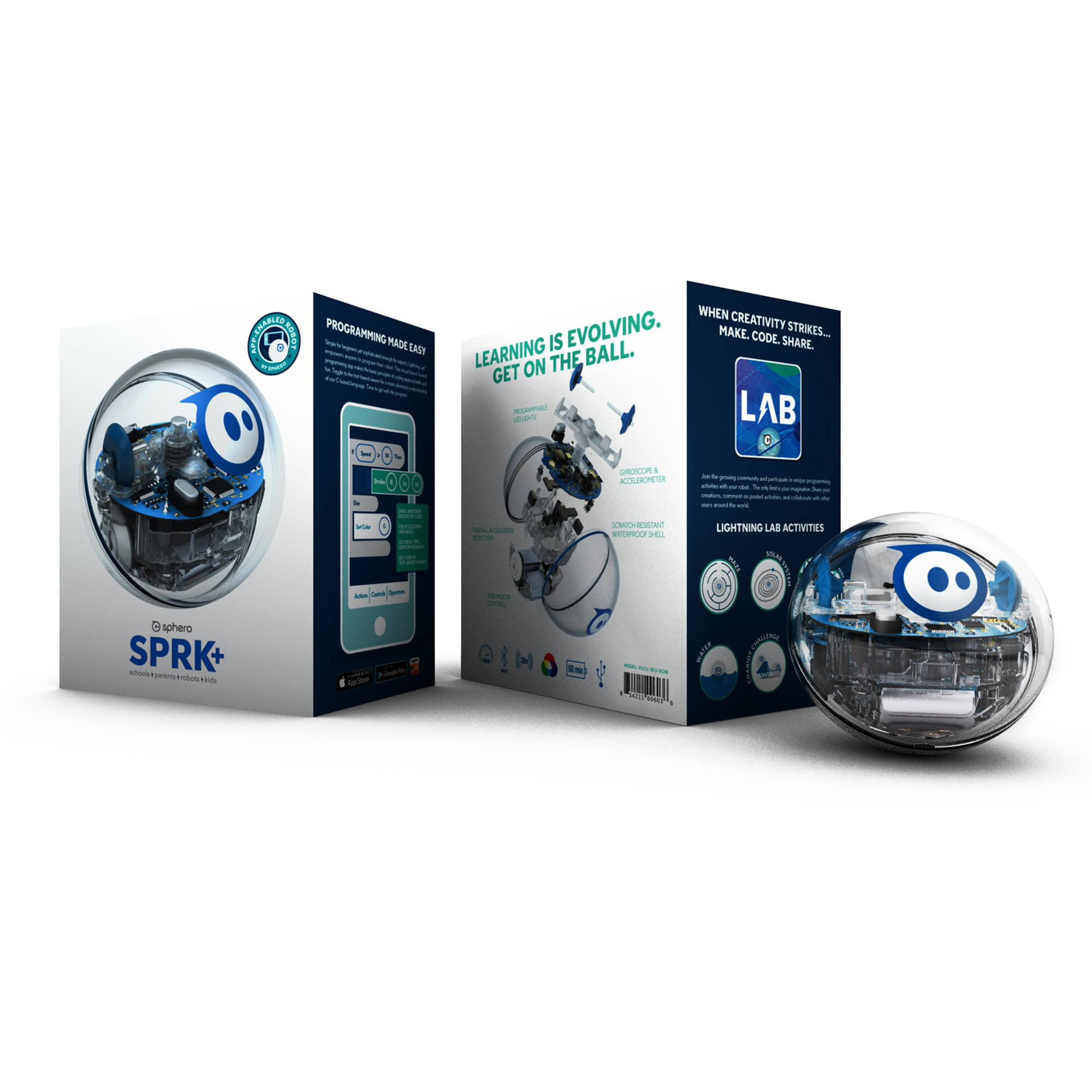Sphero SPRK+ STEAM Educational Robot by SPHERO SPRK