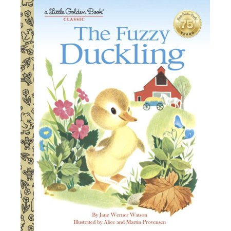 Image of The Fuzzy Duckling
