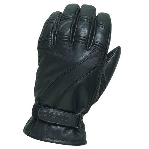 Castle Streetwear Mid Season Womens Gloves Black SM