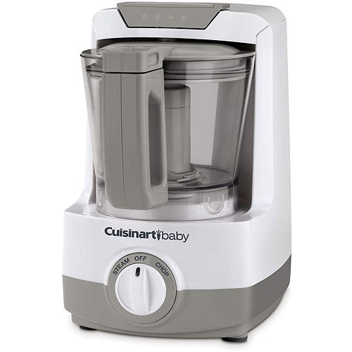 Cuisinart Baby Food Maker and Bottle Warmer, BPA-Free