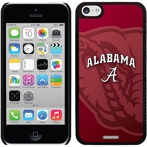 Alabama Watermark Design on iPhone 5c Thinshield Snap-On Case by Coveroo
