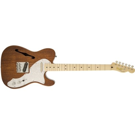 Fender Squier Classic Vibe Telecaster Thinline Electric Guitar -