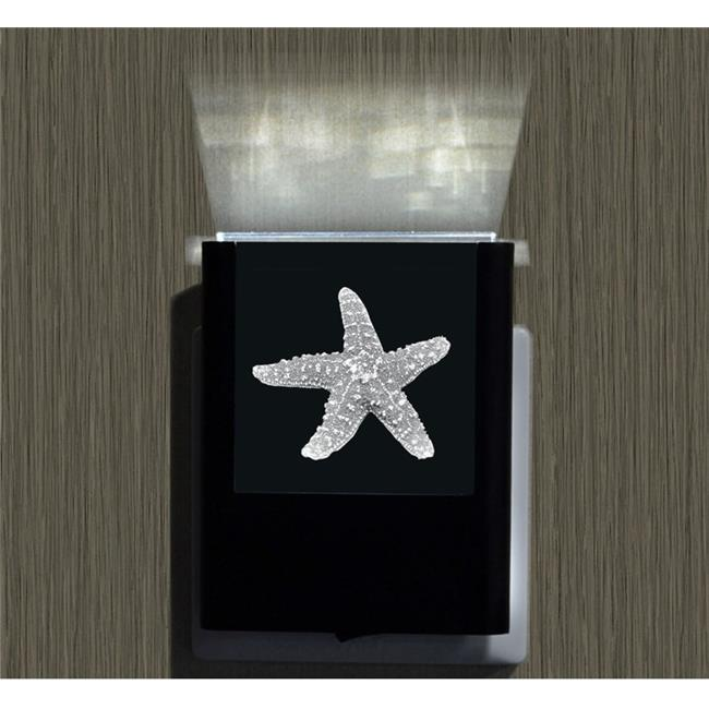 Uniqia UNLG0012 Night Light - Starfish Laser